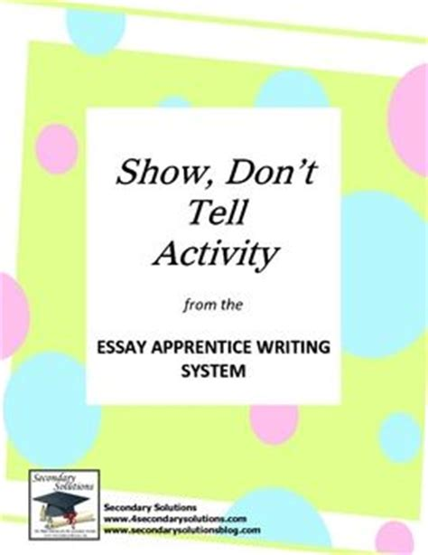 Descriptive Essay Example: Use All Senses and Vivid Language